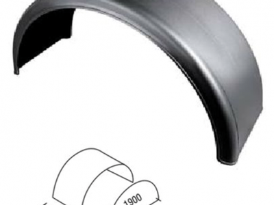 MUDGUARD SINGLE TYRE